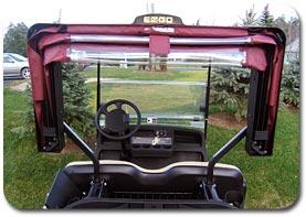 Club Protector Elite Club Protector Golf Cart Accessories